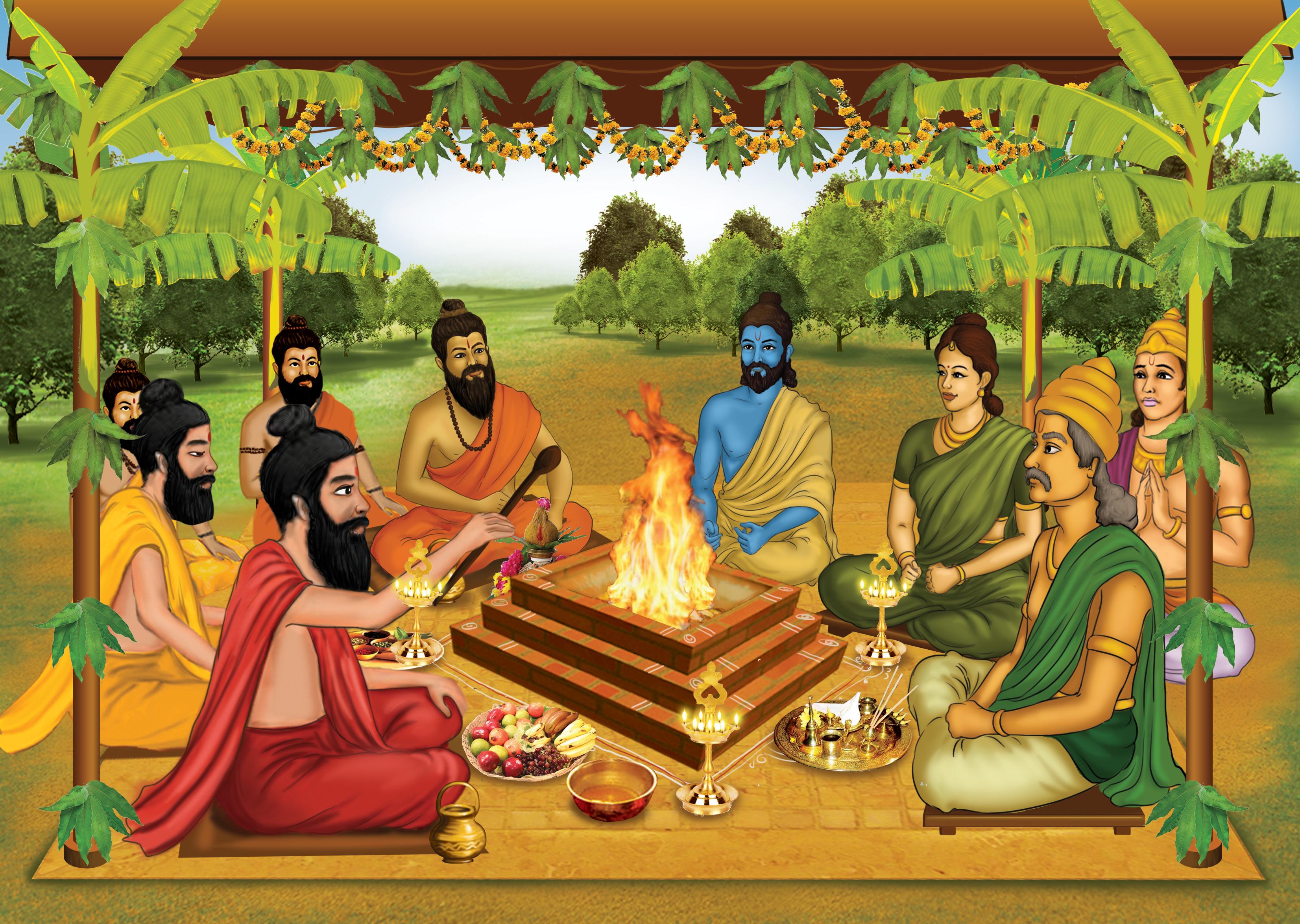 The Vedic Destiny Healing Remedies - Yagya