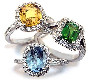 Astro-Rashi Gemstones (Navratnas)