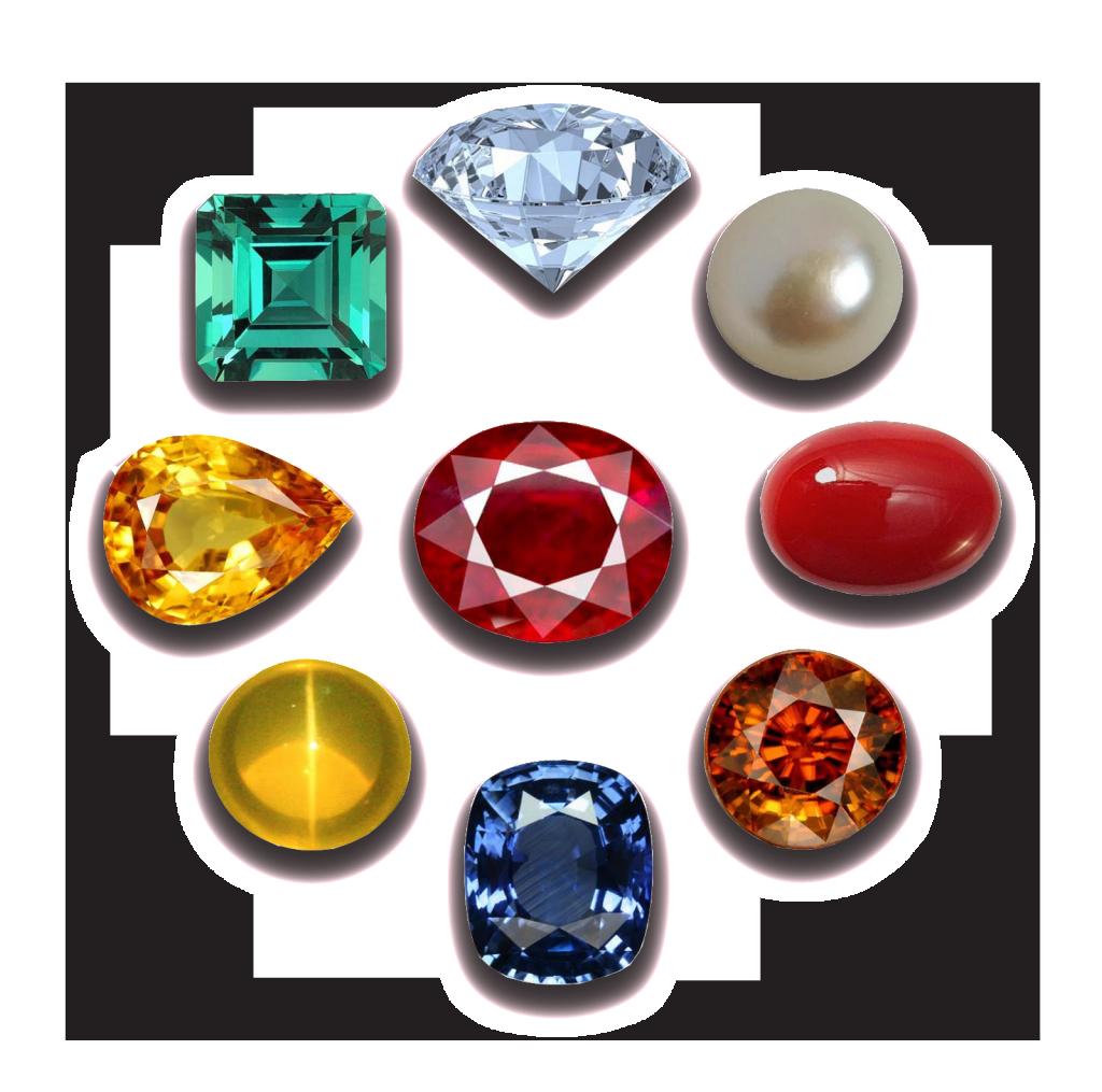 Navratnas-Precious Gemstones
