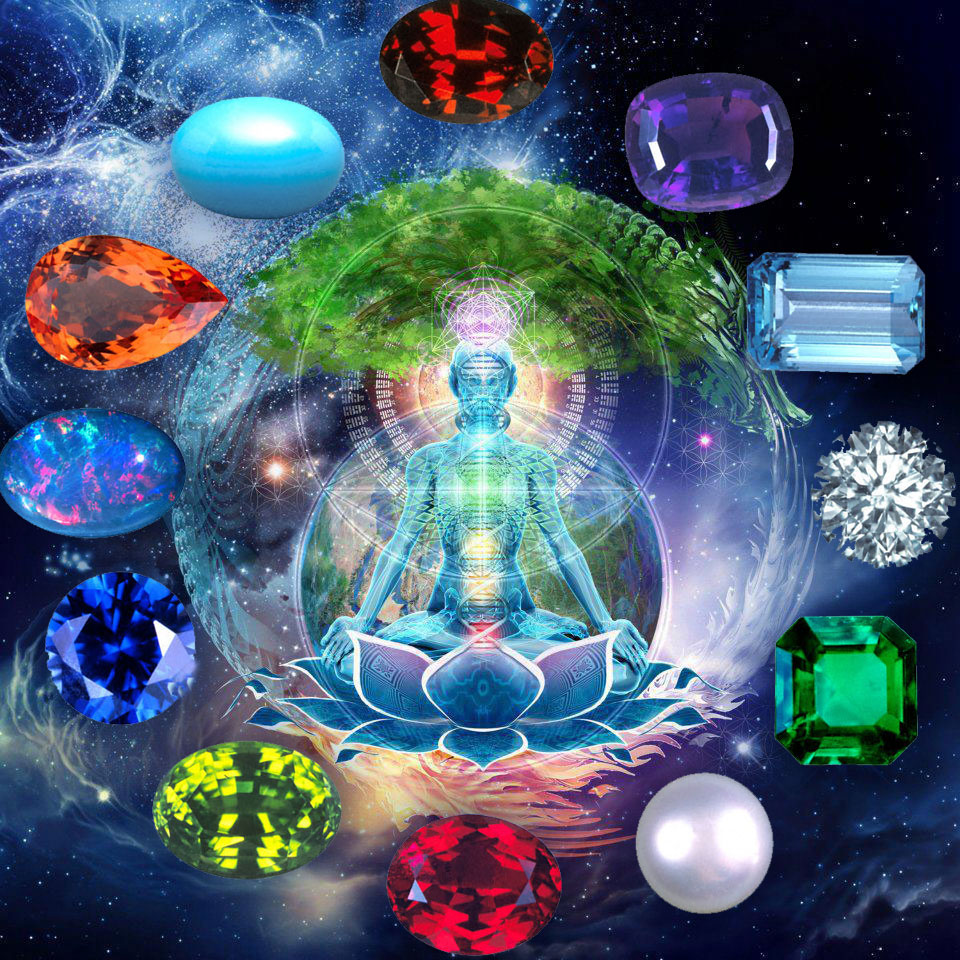GEMSTONES THERAPY AND PLANETS