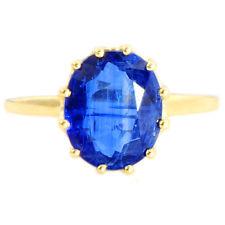 Kyanite Gemstone Ring