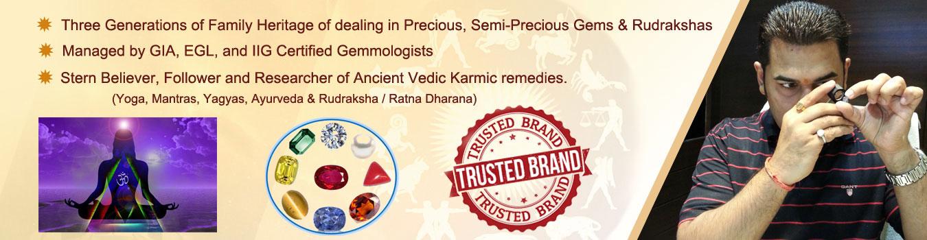 Best gemstone shop in Delhi | Certified gemstone shop in Delhi