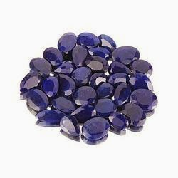Treated Gemstones (Blue Sapphires)
