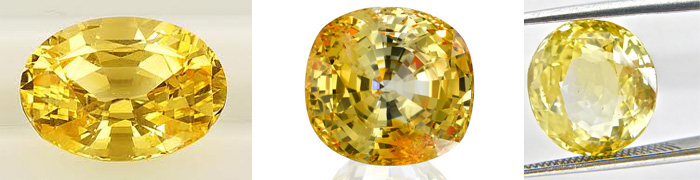 image of yellow sapphire