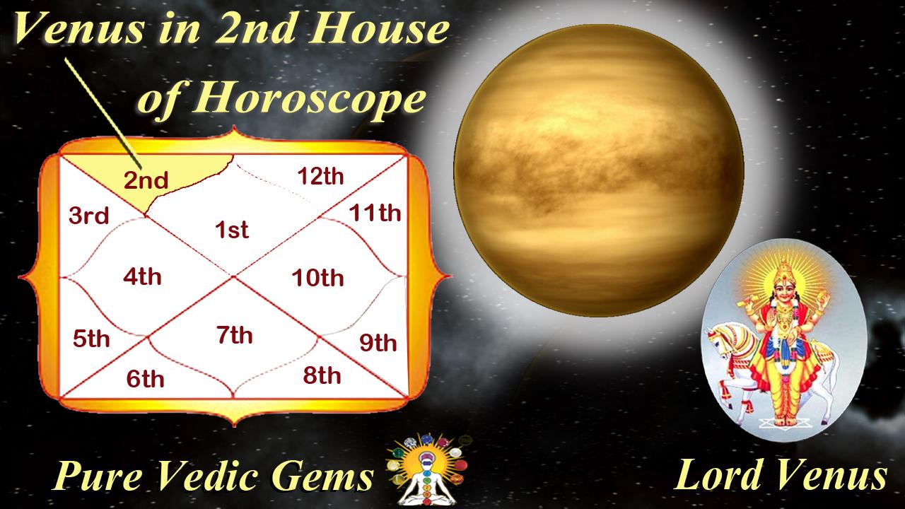 Venus Horoscope second