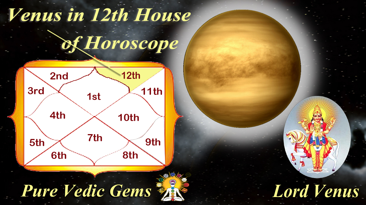 Venus In The 12th House Of Horoscope