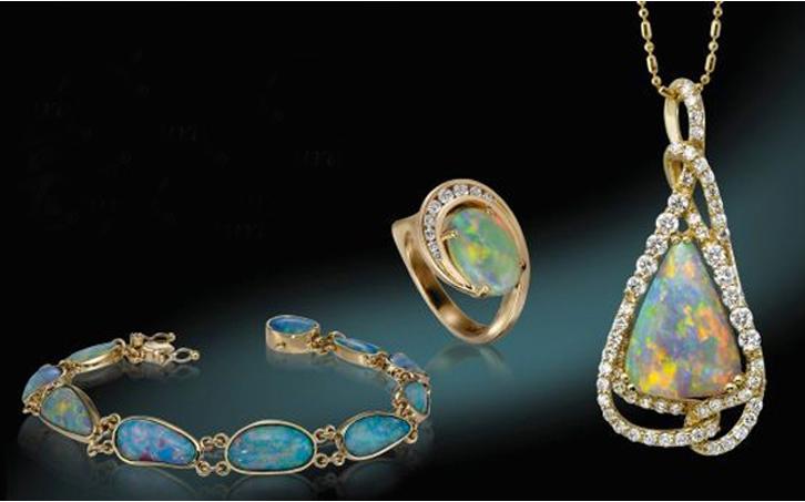Parle_Blase-DeNatale-Jewelers_opals_October-birthstone_opal-ring_opal-bracelet_opal-necklace
