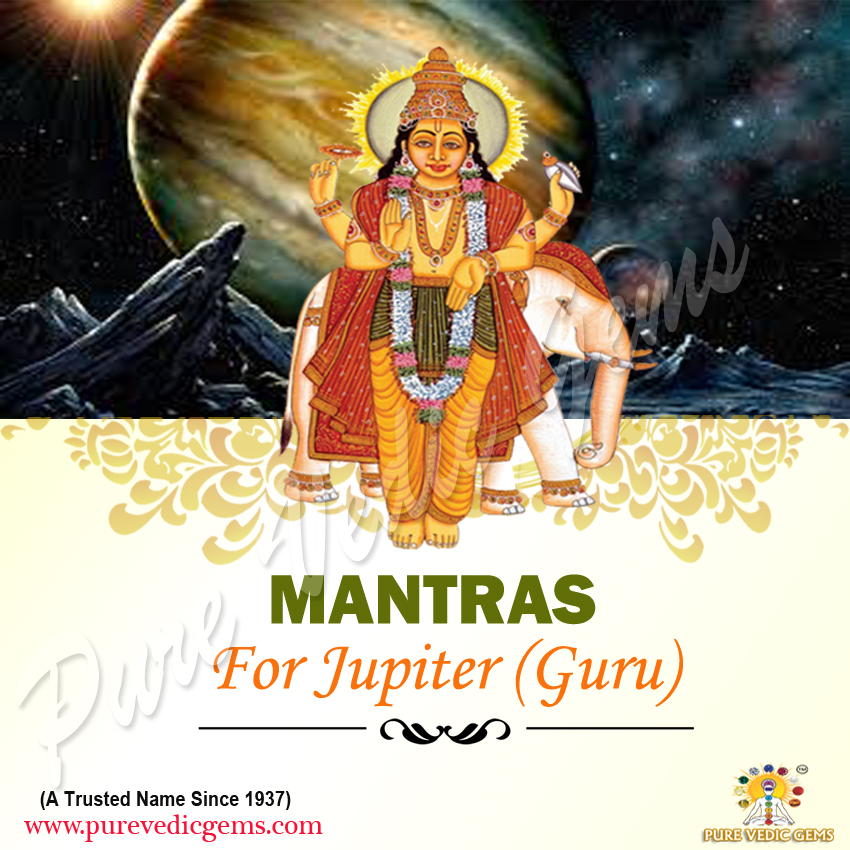 Mantras for jupiter (guru) copy