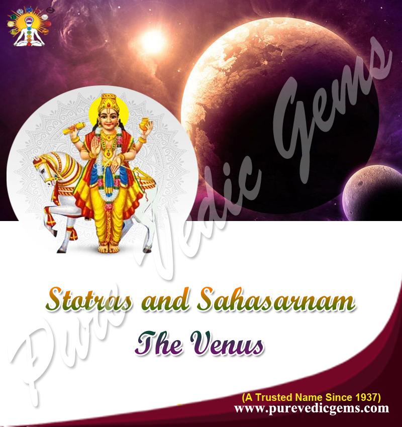 Stotras and Sahasarnam The Venus copy