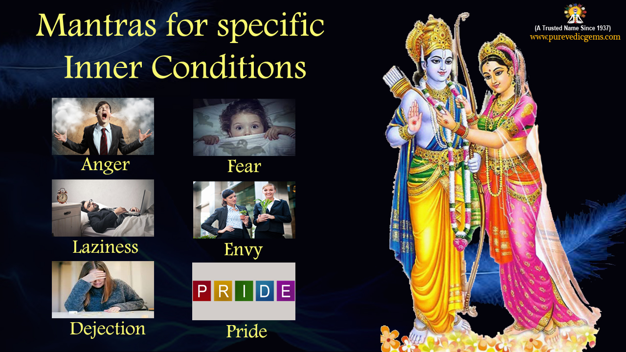 MANTRAS FOR SPECIFIC INNER CONDITIONS copy