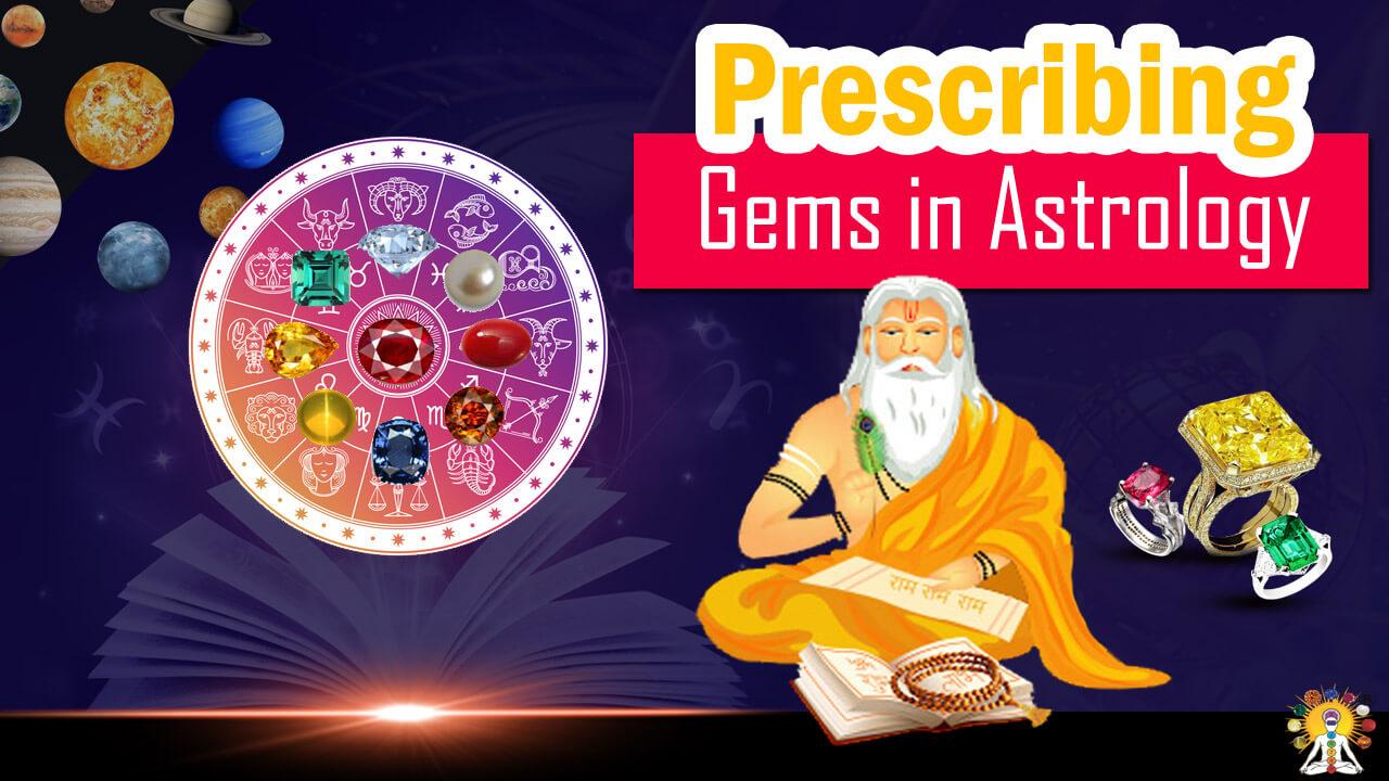Prescribing Gems in Astrology