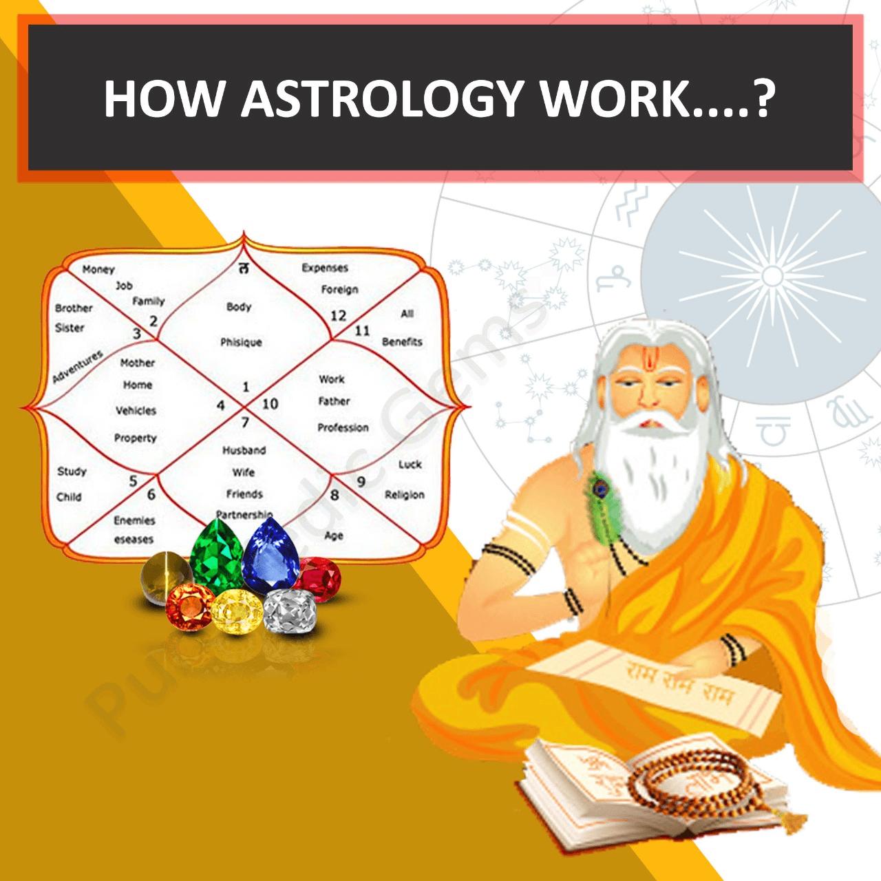 how astrology work?